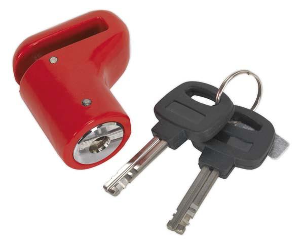 Sealey - DL500  Motorcycle Disc Brake Lock