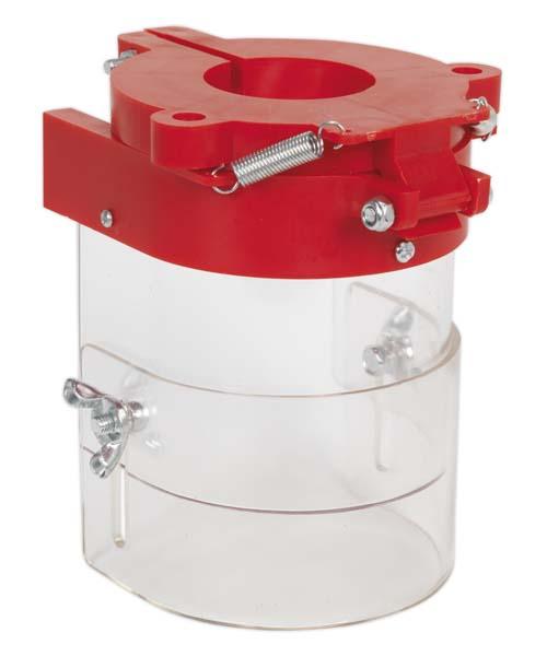 Sealey - DPG30  Drill Press Guard 40mm