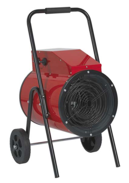 Sealey - EH15001  Industrial Fan Heater 15kW 415V 3ph