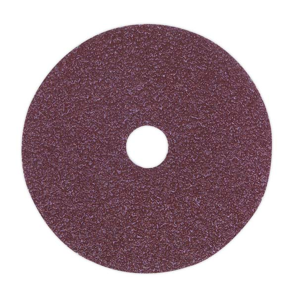 Sealey - FBD10036  Sanding Disc Fibre Backed