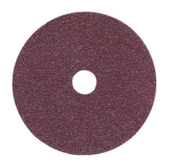 Sealey - FBD10050  Sanding Disc Fibre Backed