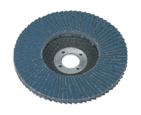 Sealey - FD10040  Flap Disc Zirconium