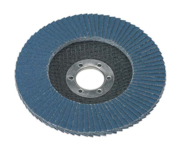 Sealey - FD11580  Flap Disc Zirconium