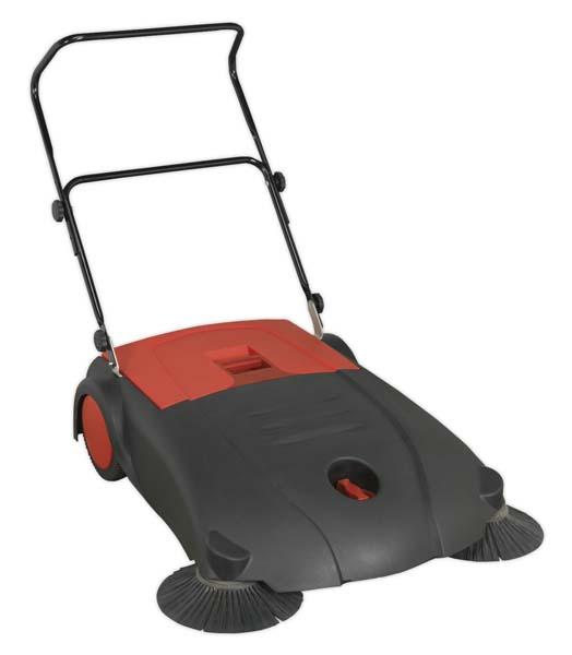 Sealey - FSW80  Floor Sweeper 800mm