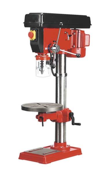 Sealey - GDM150B  Pillar Drill Bench 16-Speed 1070mm Height 650W/230V