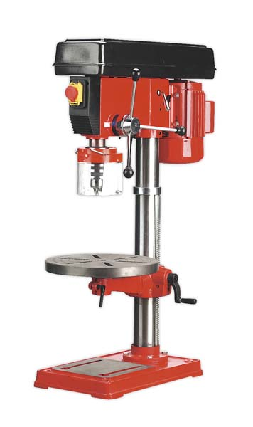 Sealey - GDM180B  Pillar Drill Bench 16-Speed 1085mm Height 750W/230V