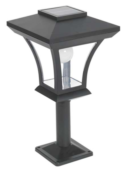 Sealey - GL60  Solar Powered LED Garden Lamp