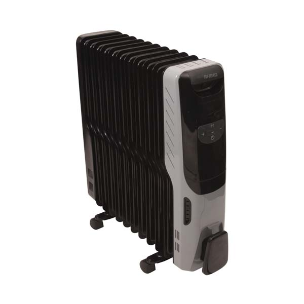 Rhino 2.5KW Oil Filled Radiator Deluxe
