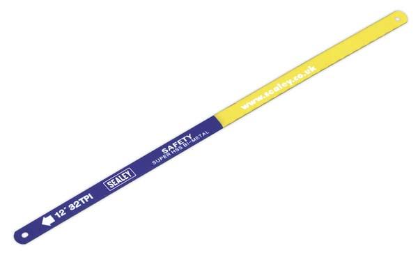 Sealey - HSB0232  Hacksaw Blade 300mm HSS Bi-Metal 32tpi Pack of 2