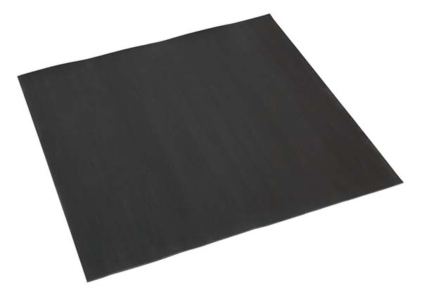 Sealey - HVM17K02  Electrician's Insulating Rubber Safety Mat 1 x 1mtr