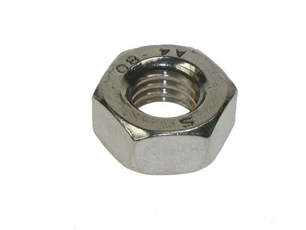 M2.5 HEX FULL NUTS A4     DIN 934