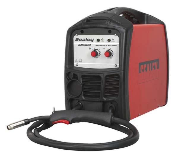Sealey - IMIG180  MIG Welder Inverter 180Amp