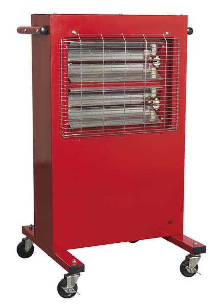 Sealey - IRC153  Infrared Cabinet Heater 1.5/3kW 230V