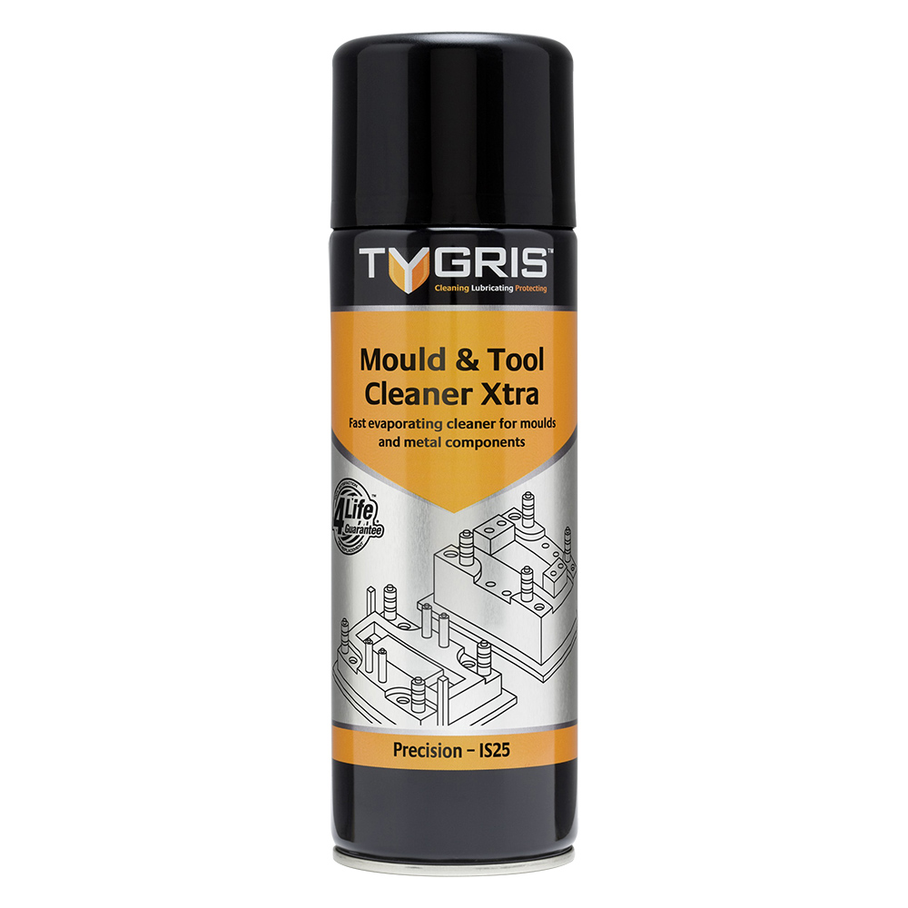 TYGRIS  IS25  Mould & Tool Cleaner Xtra 480ml Aerosol
