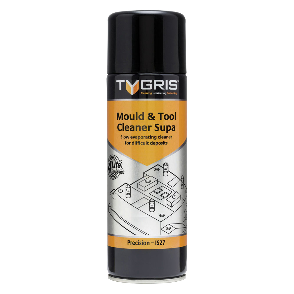 TYGRIS  IS27  Mould & Tool Cleaner Supa 480ml Aerosol