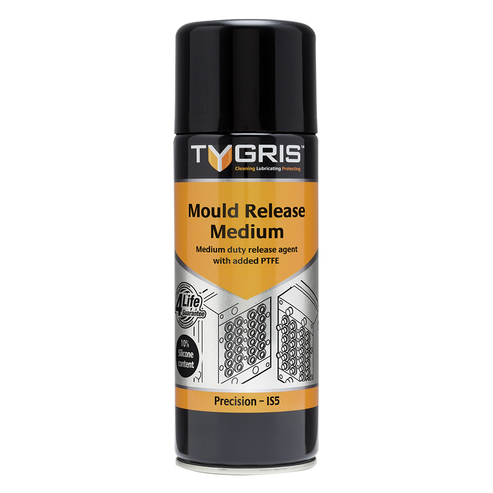 TYGRIS  IS5  Mould Release Medium  400ml Aerosol