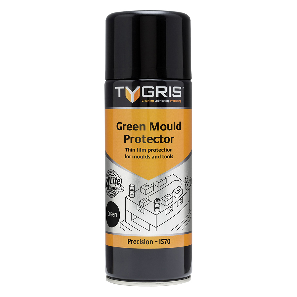TYGRIS  IS70  Green Mould Protector  400ml Aerosol