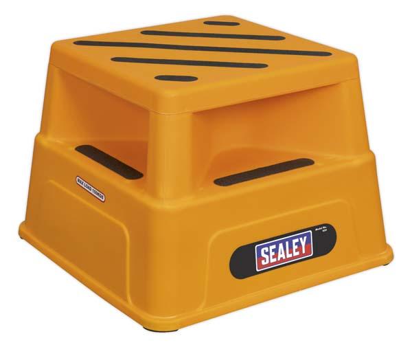 Sealey - KS5  Platform Safety Step Heavy-Duty
