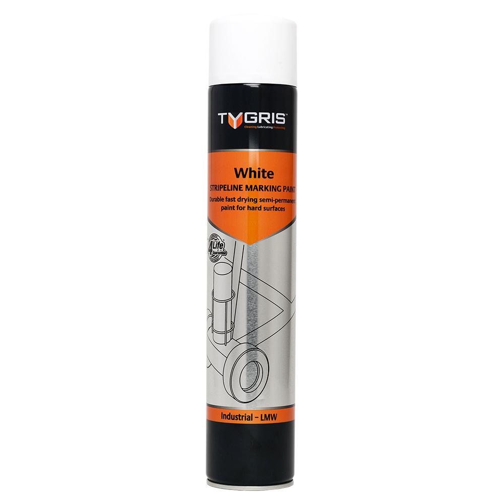 TYGRIS  LMW  Stripeline Line Marking Paint 750ml White