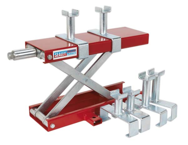 Sealey - MC5905  Scissor Stand for Motorcycles 300kg