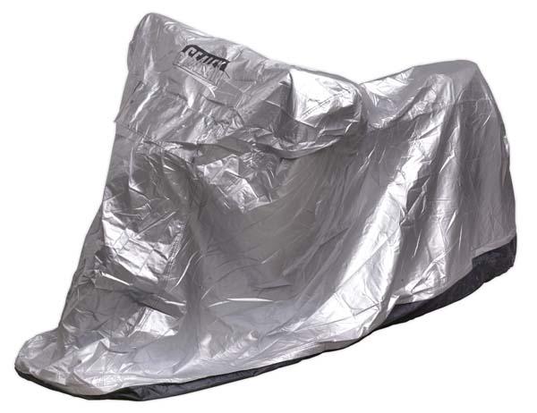 Sealey - MCBM  Motorcycle Coverall - Medium with Solar Panel Pocket