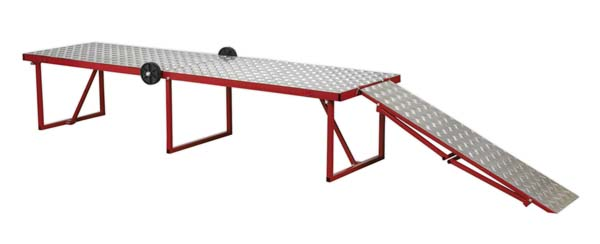 Sealey - MCW360  Motorcycle Portable Folding Workbench 360kg Capacity