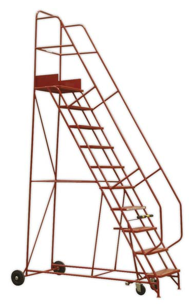Sealey - MSS02  Mobile Safety Steps 2-Tread