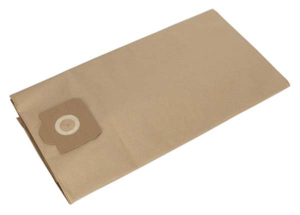 Sealey - PC85.DB  Dust Collection Bag Pack of 5