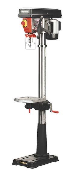 Sealey - PDM170F  Pillar Drill Floor 16-Speed 1610mm Height 230V
