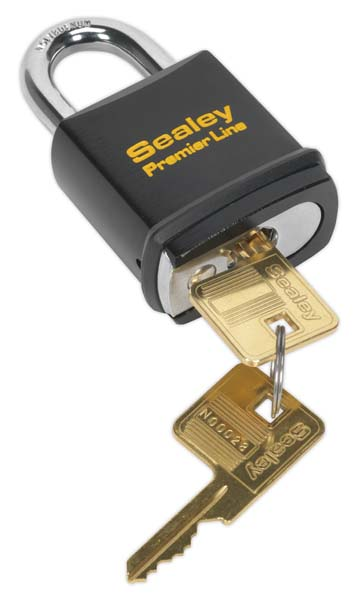 Sealey - PL501  Steel Body Padlock 46mm