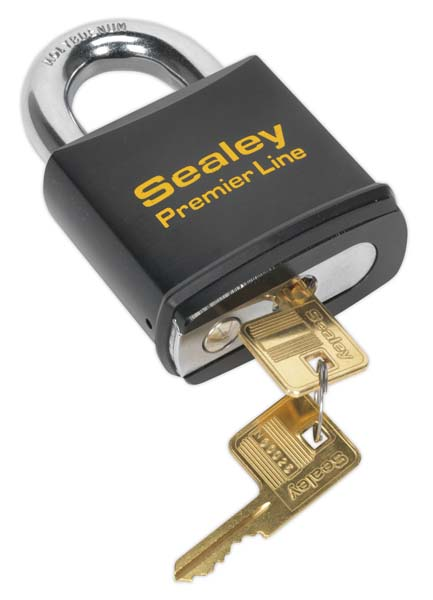 Sealey - PL504  Steel Body Padlock 70mm