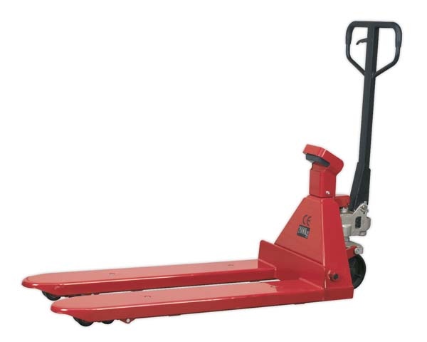 Sealey - PT1150SC  Pallet Truck 2000kg 1150 x 555mm with Scales