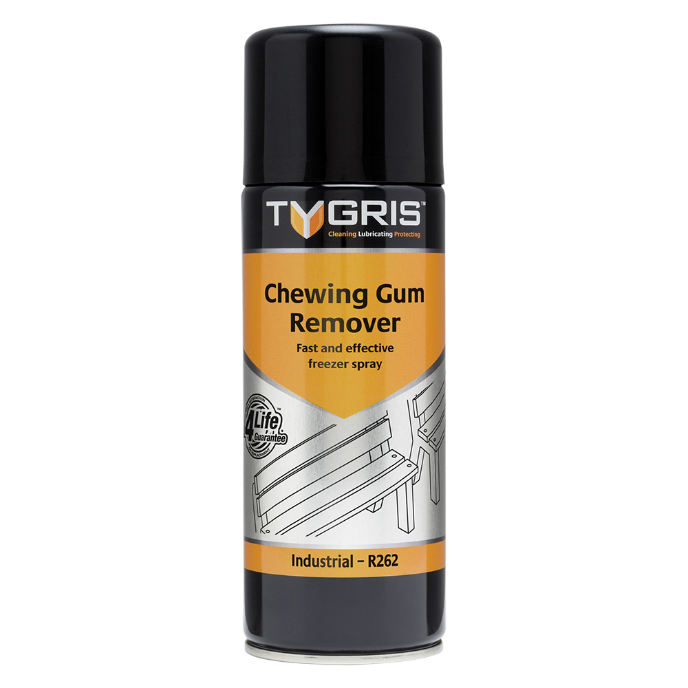 TYGRIS Chewing Gum Remover - 400 ml R262