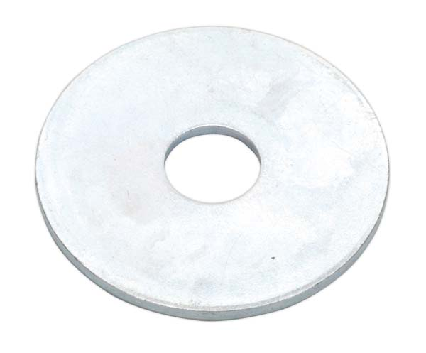 Sealey - RW1038  Repair Washer M10 x 38mm Zinc Plated Pack of 50