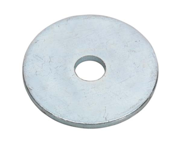 Sealey - RW525  Repair Washer M5 x 25mm Zinc Plated Pack of 100