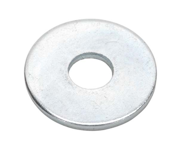 Sealey - RW619  Repair Washer M6 x 19mm Zinc Plated Pack of 100