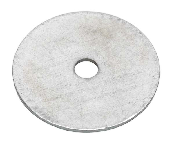 Sealey - RW638  Repair Washer M6 x 38mm Zinc Plated Pack of 50