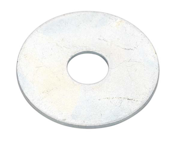 Sealey - RW838  Repair Washer M8 x 38mm Zinc Plated Pack of 50