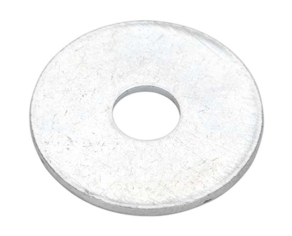 Sealey - RW850  Repair Washer M8 x 50mm Zinc Plated Pack of 50