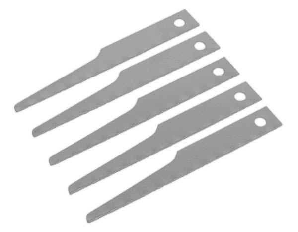 Sealey - SA34/B32  Air Saw Blade 32tpi Pack of 5