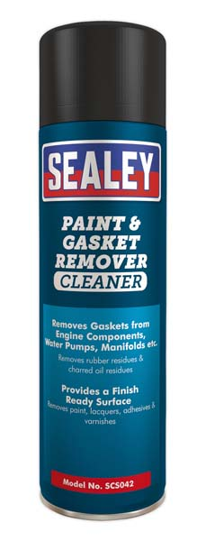 Sealey - SCS042  Paint & Gasket Remover 500ml Pack of 6