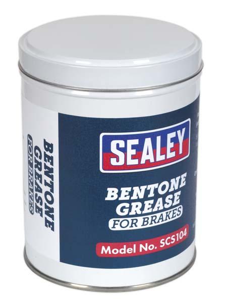 Sealey - SCS104  Bentone Grease for Brakes 500g Tin