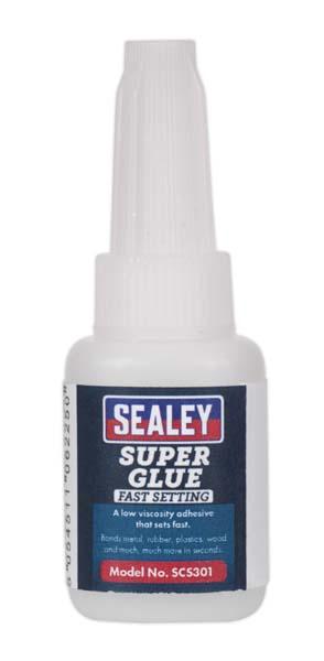 Sealey - SCS301  Super Glue Fast Setting 5g