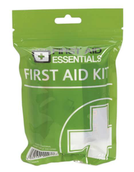 Sealey - SFA04  First Aid Essentials Grab Bag