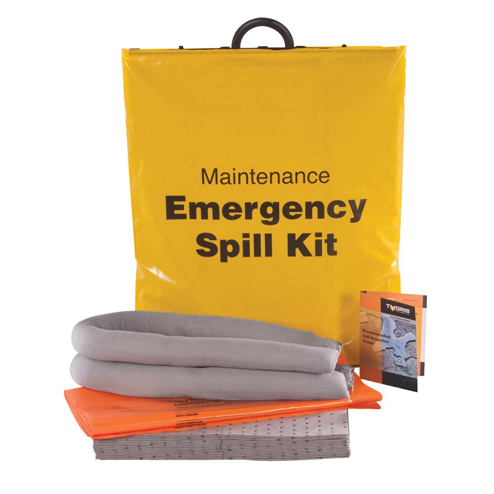 TYGRIS On-The-Go Maintenance Spill Kit - 15 Litre SK15(M)