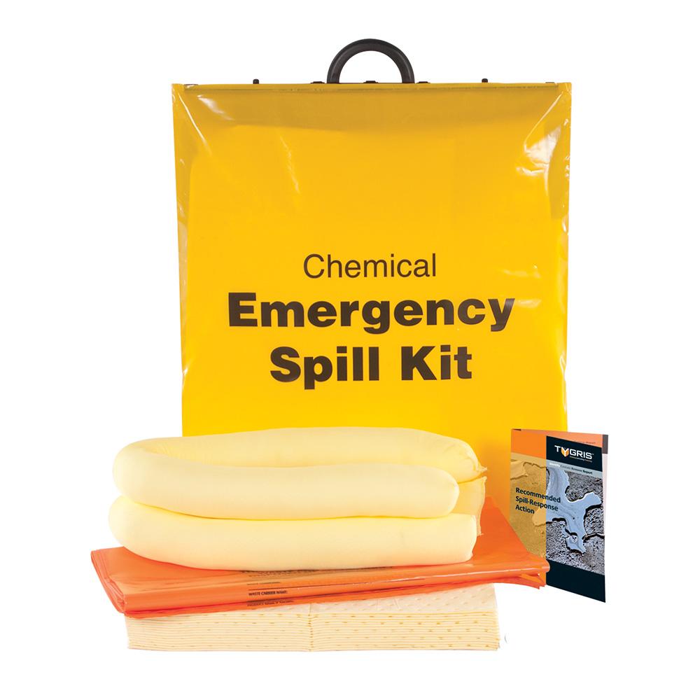 TYGRIS On-The-Go Chemical Spill Kit - 15 Litre SK15(U)