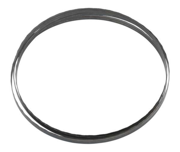 Sealey - SM1304B24  Bandsaw Blade 1712 x 10 x 0.35mm 24tpi
