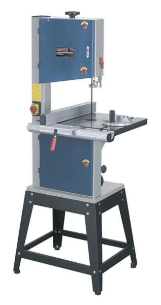 Sealey - SM1305  Professional Bandsaw 305mm