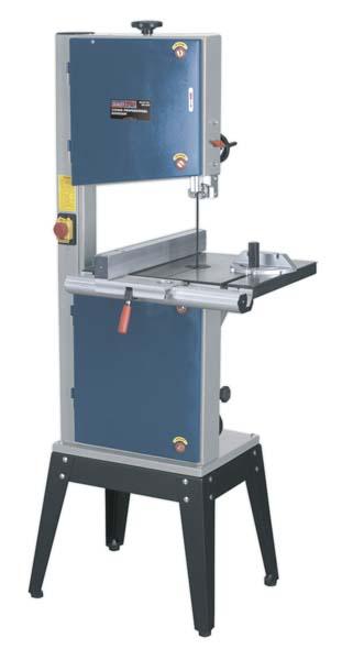 Sealey - SM1306  Professional Bandsaw 335mm