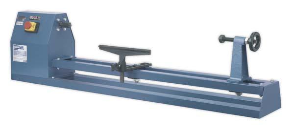 Sealey - SM1308  Wood Lathe 1000mm